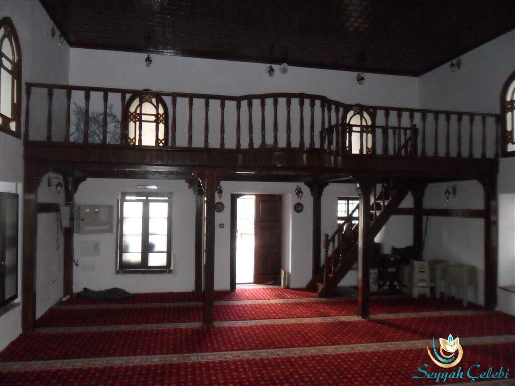 Rüstem Paşa Cami Balkon