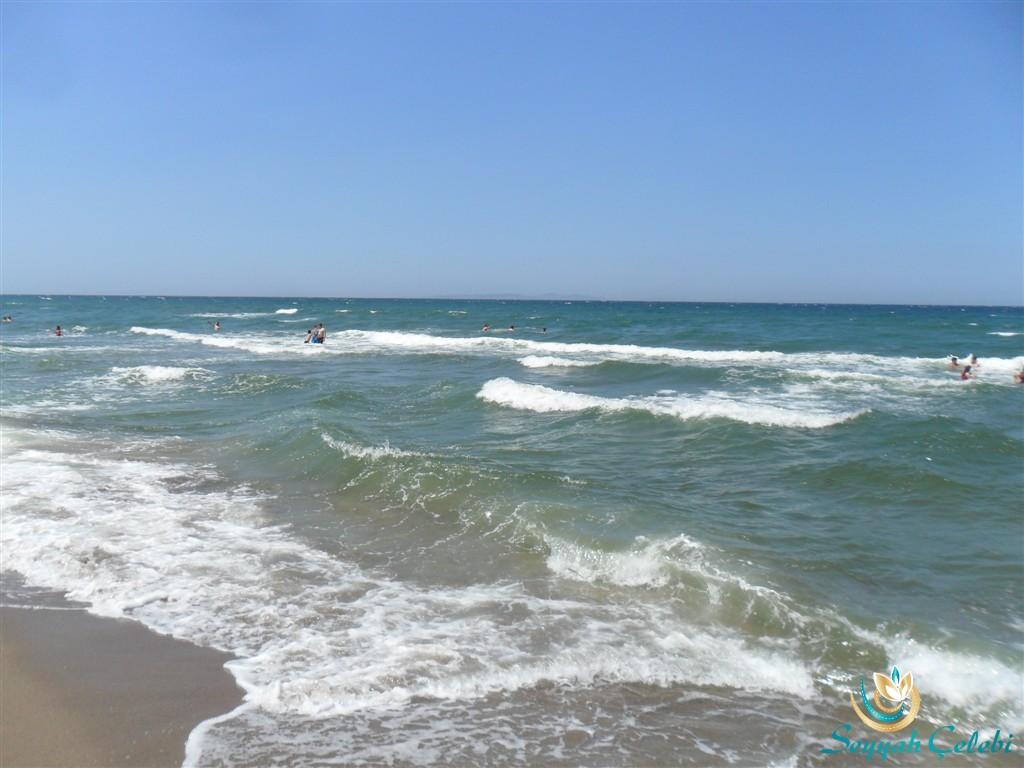 Eğerce Dalgalı Denizi
