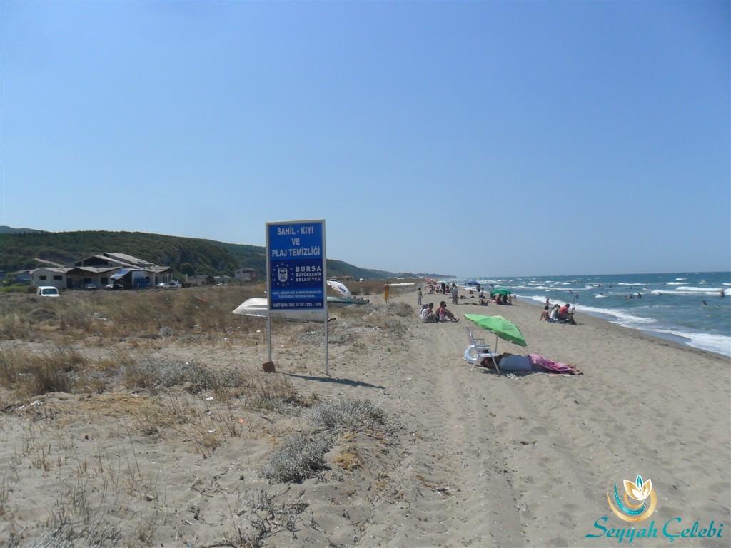 Eğerce Sahil Kıyı Plaj Temizliği
