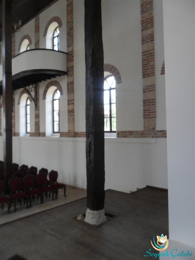 Gölyazı Aziz Panteleimon Kilisesi Direkleri