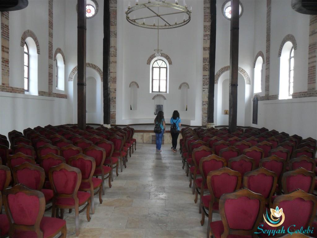 Gölyazı Aziz Panteleimon Kilisesi İçerisi