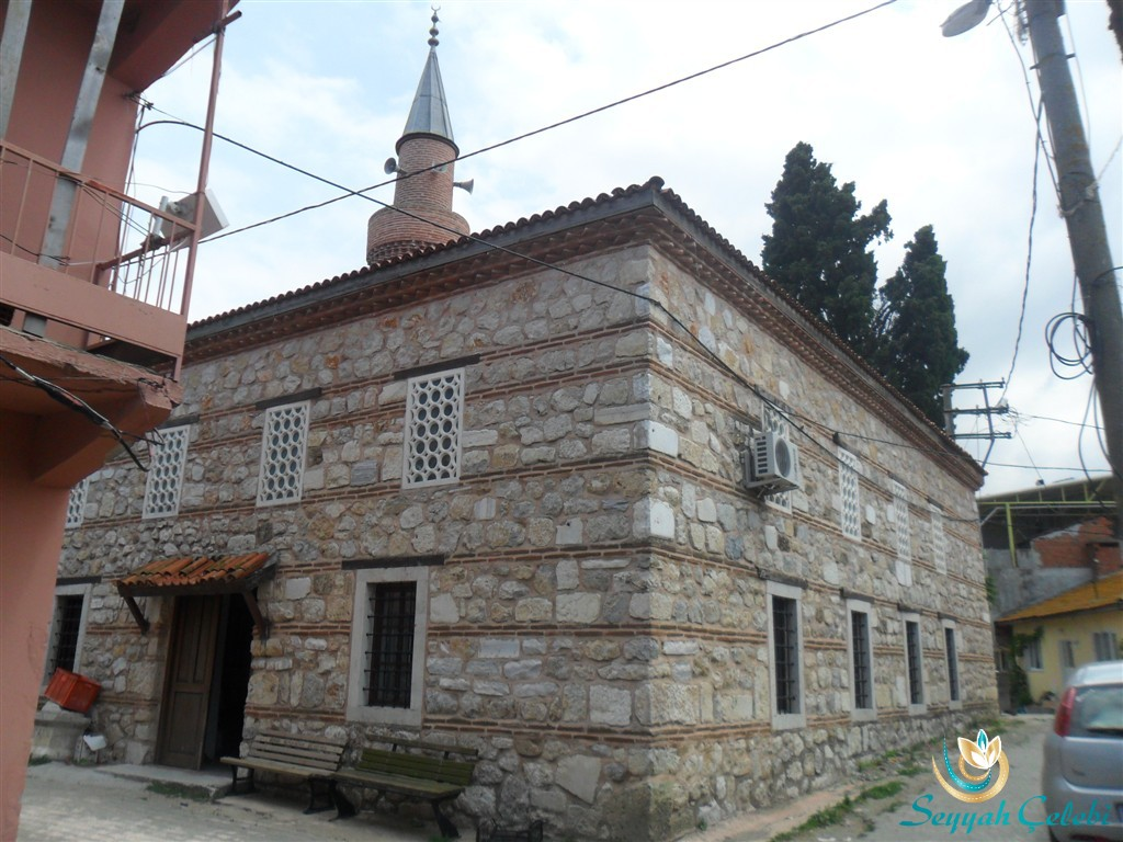 Gölyazı Eski Cami