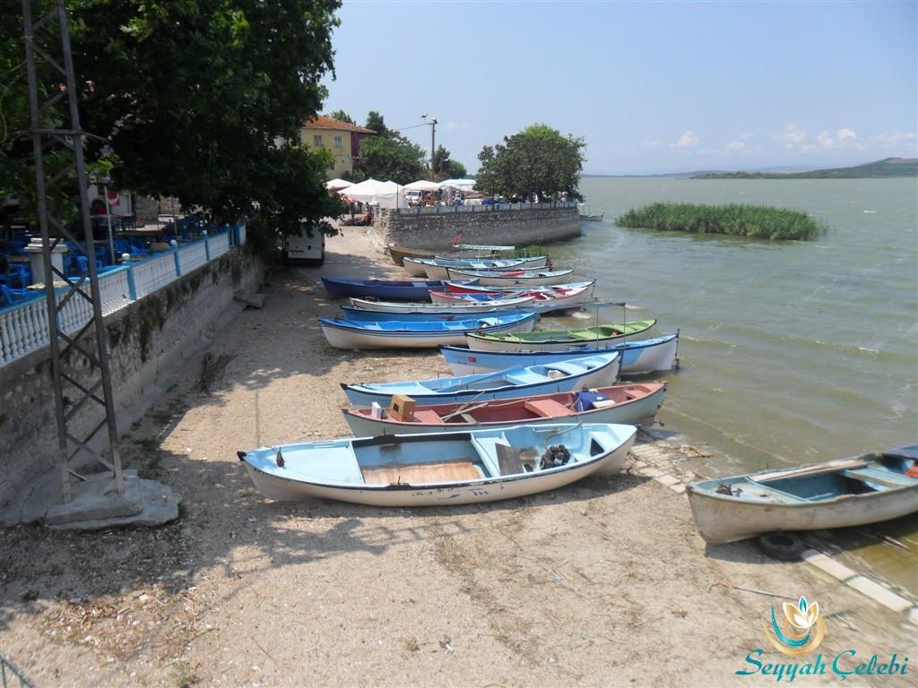 Gölyazı Sandalcı Turları
