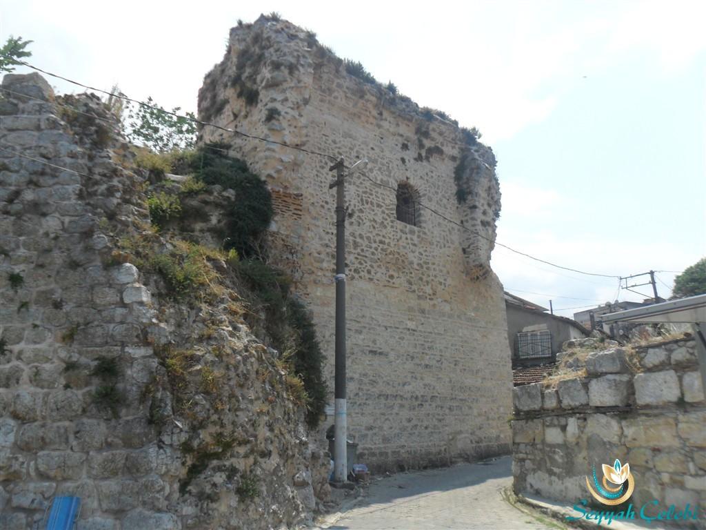 Gölyazı Sur Duvarları