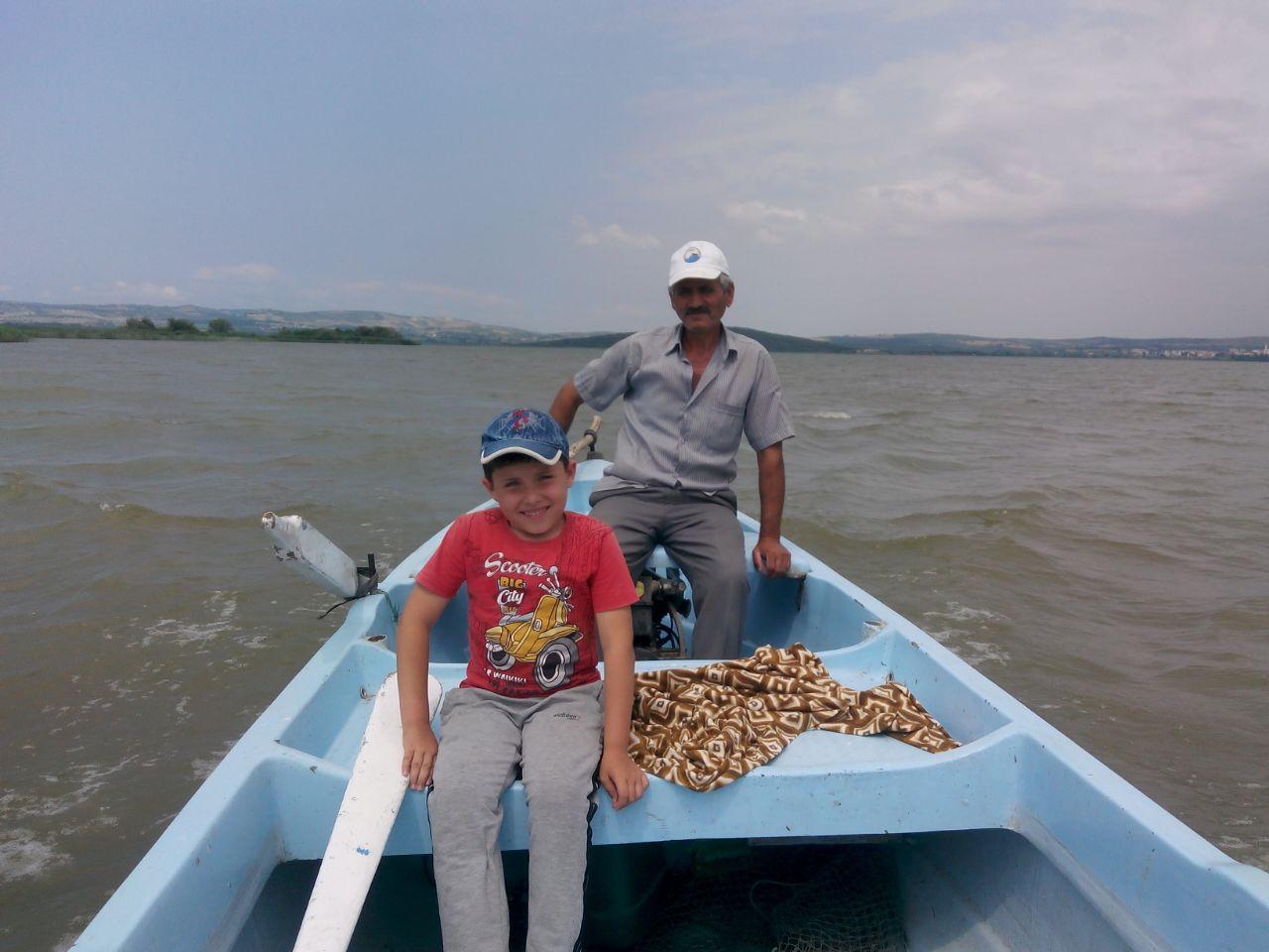 Gölyazı Kaptan Hasan ve Dedesi