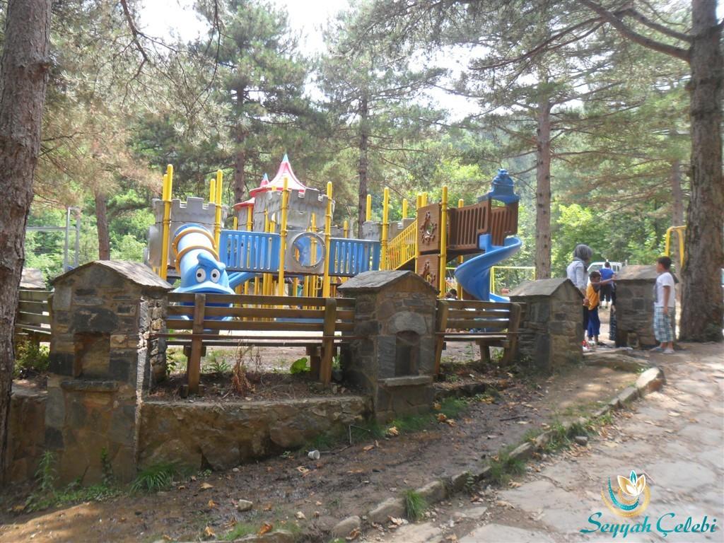Hamamlıkızık Kent Ormanı Çocuk Oyun Parkı