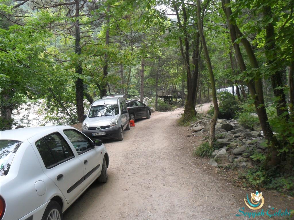 Hamamlıkızık Kent Ormanı Park Yerleri
