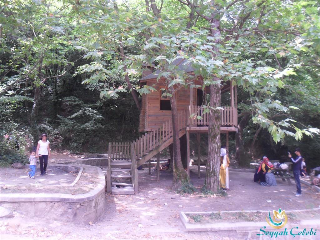 Hamamlıkızık Kent Ormanı Piknik Yerleri