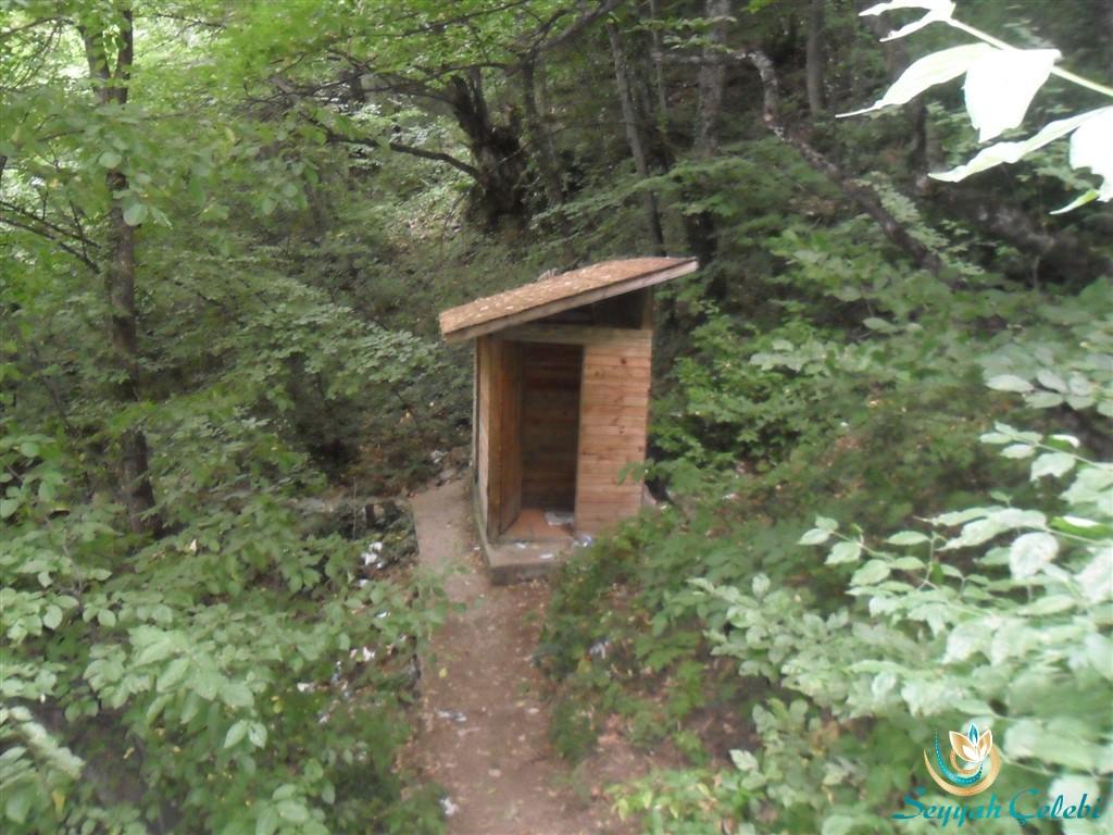 Kürekli Şelalesi Tuvalet
