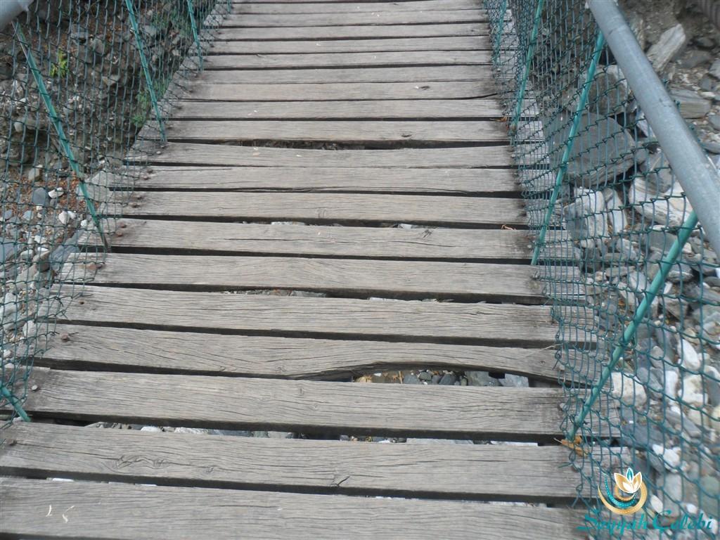 Küreklidere Şelalesi Köprü Dikkat