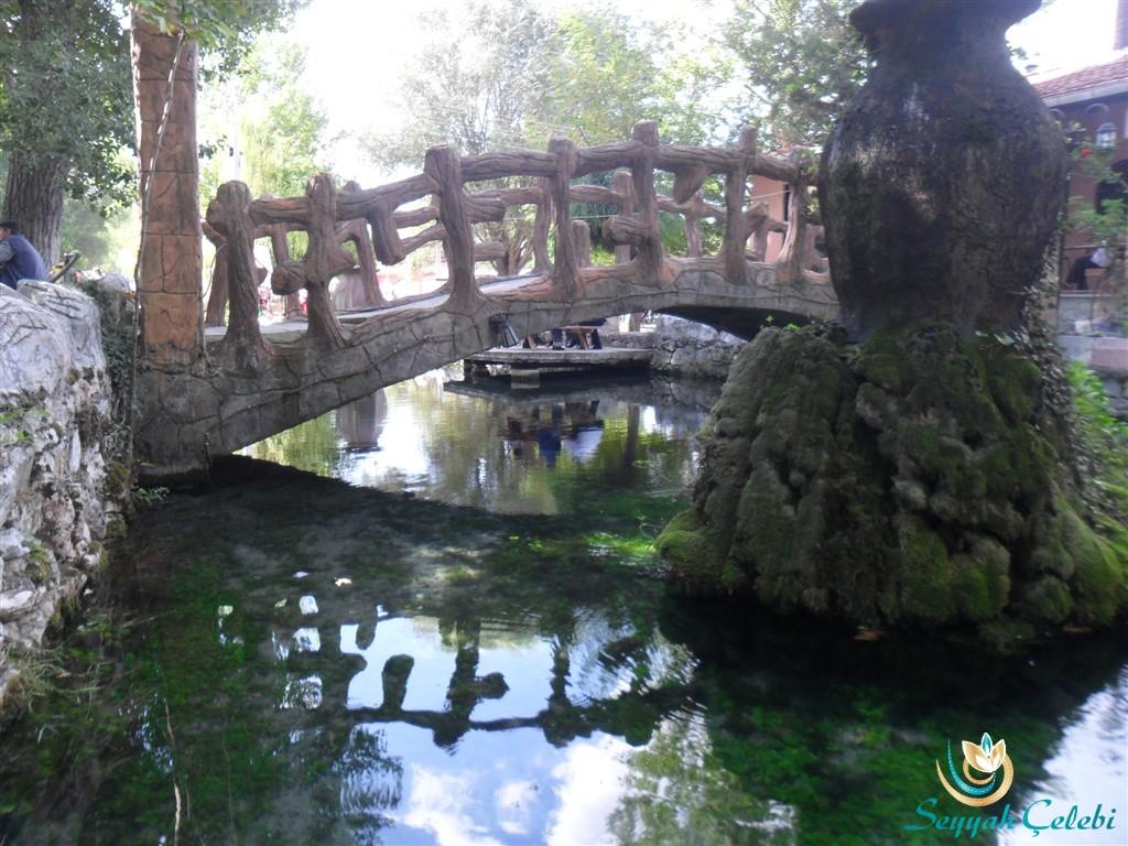 Ilıcaksu Sarıkız Köprü