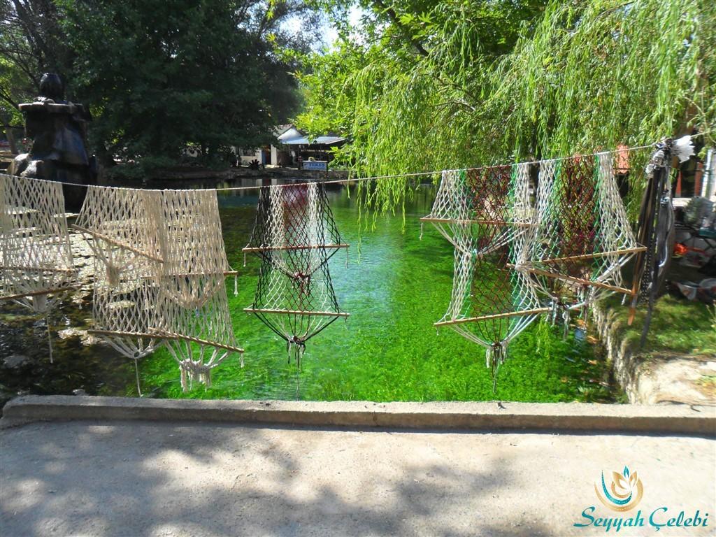 Sarıkız Ilıcaksu Muhteşem Yeşillik