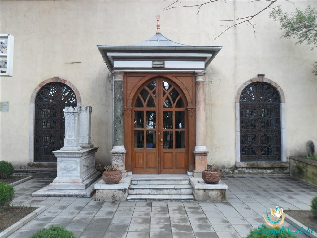 Sultan I.Murad Hüdavendigar Türbesi Giriş Kapısı
