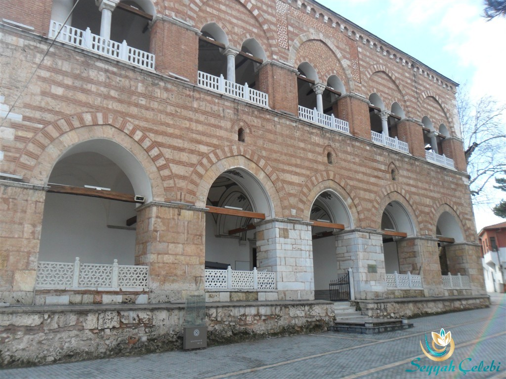 I. Murad Cami Dış Giriş
