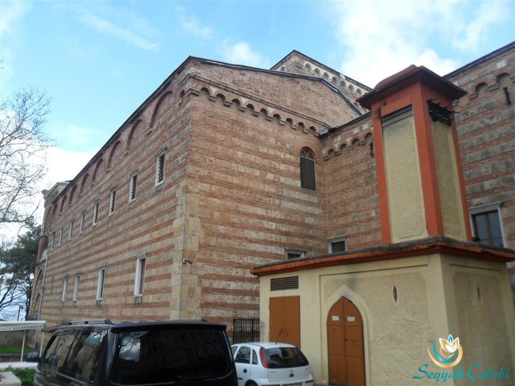 I. Murad Cami Dış Mimari
