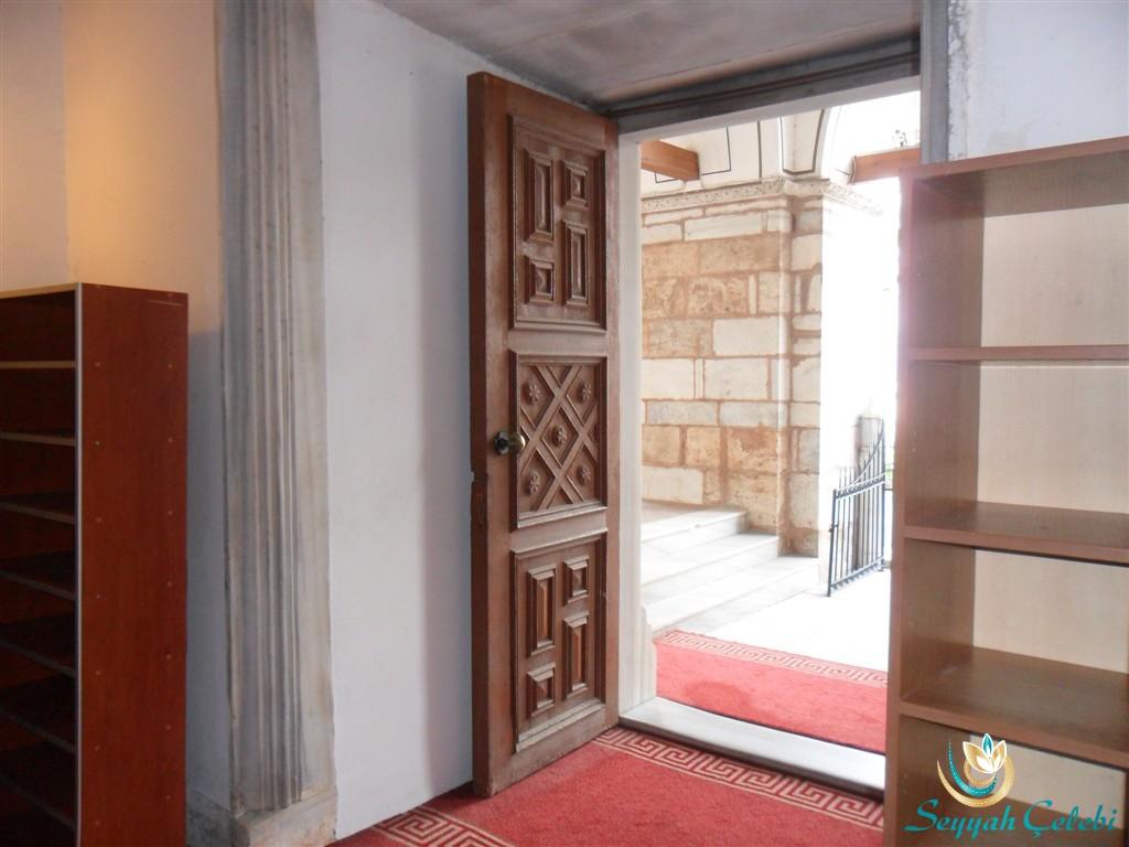 I. Murad Cami Giriş İç Kapısı