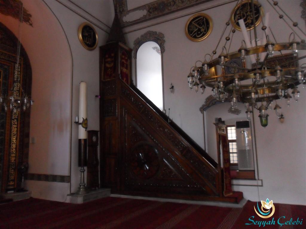 I. Murad Cami Hüdavendigar Minber
