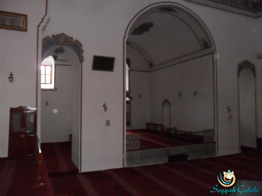 I. Murad Cami Hüdavendigar Özel Bölümler