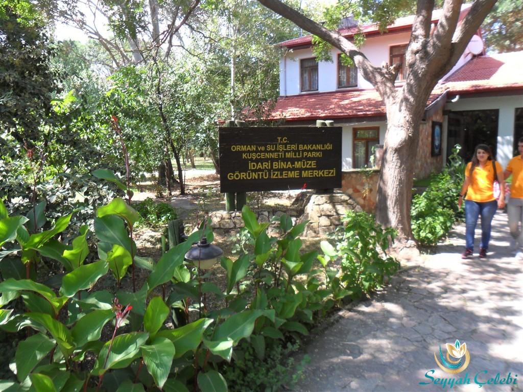 Kuşcenneti Müze ve Görüntü İzleme Merkezi