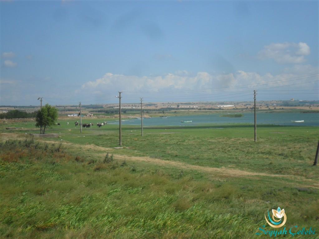 Manyas Kuşgölü Milli Parkı