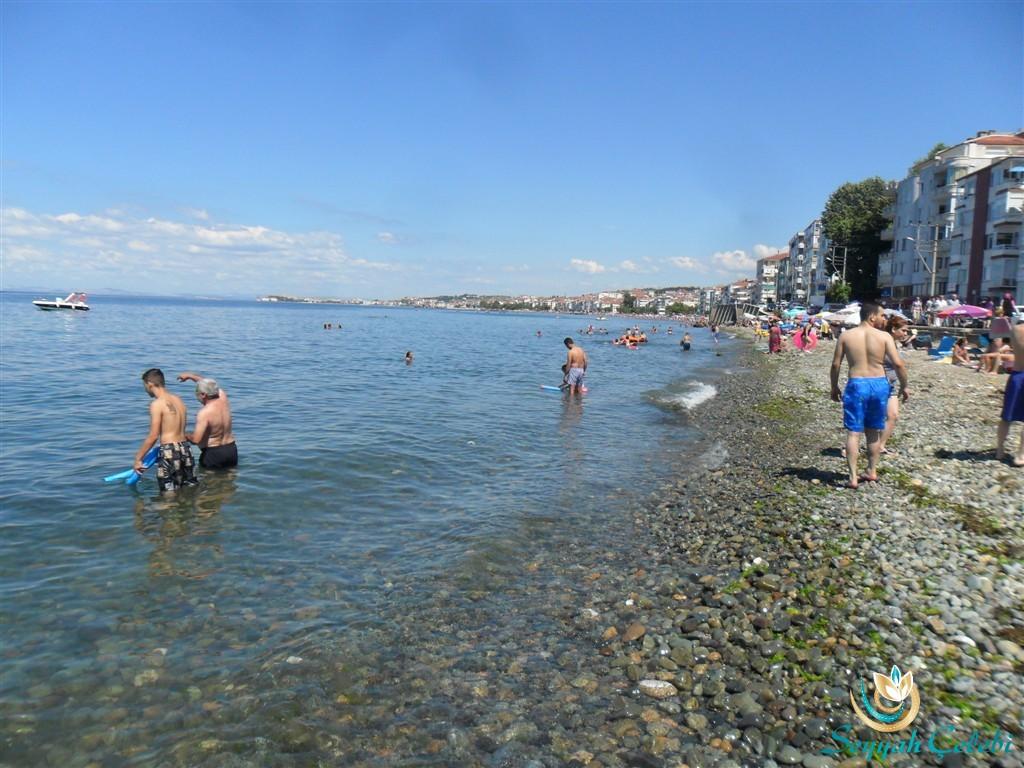 Yalova Çınarcık Deniz Plaj Zemin
