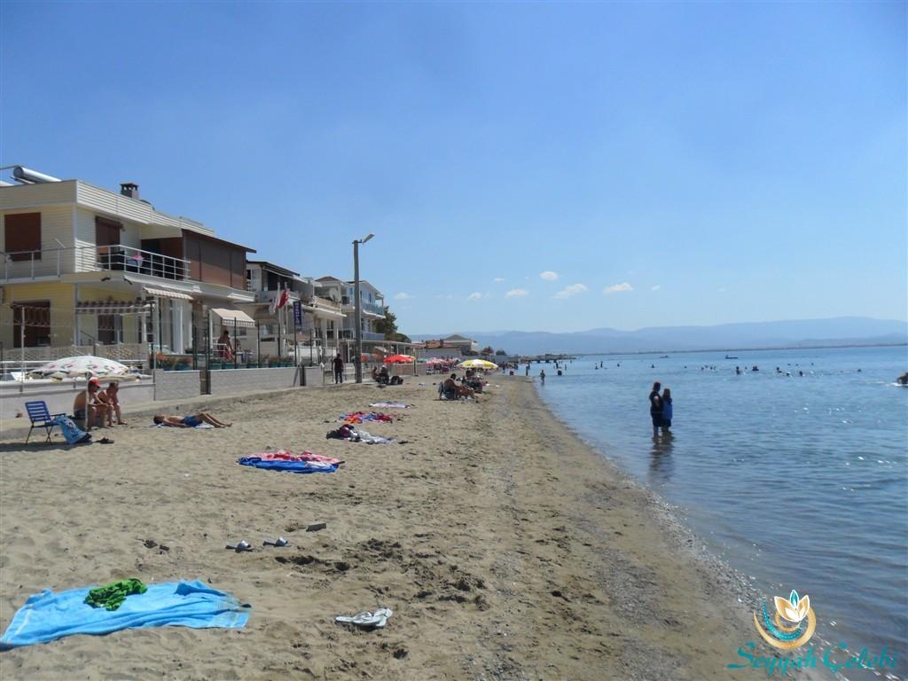 Akçay Plaj Kum