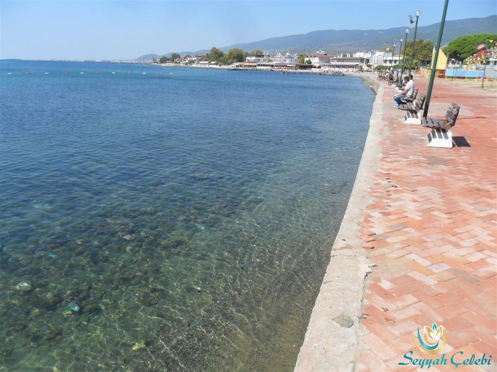 Akçay Sahili Denizi