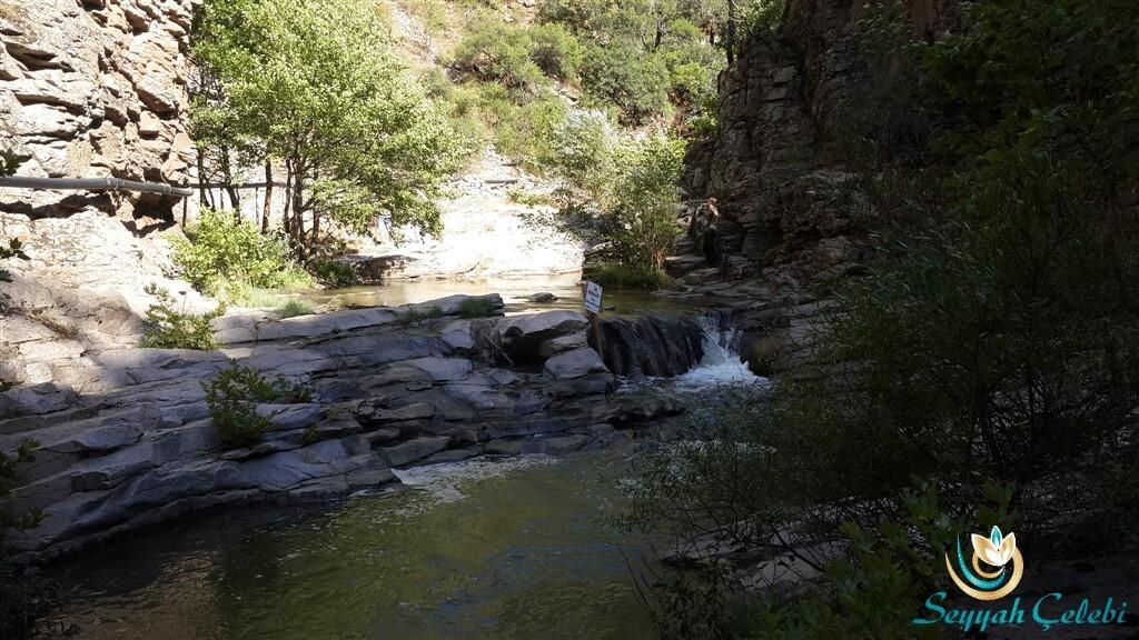 Orhaneli Sadağı Kanyonu Doğa Yürüyüşü